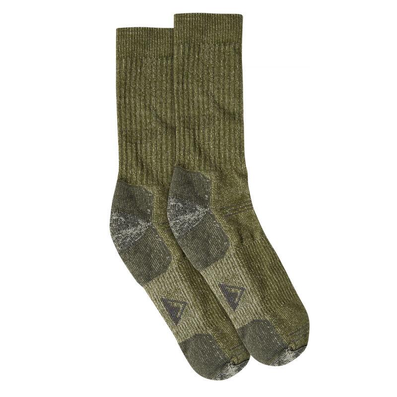 Ultimate Terrain Men's Explorer Lightweight Hiking Crew Sock image number 5