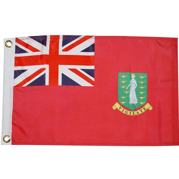 "British Virgin Island Courtesy, 12"" x 18"""