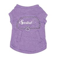 Spoiled Pet Tee, Small
