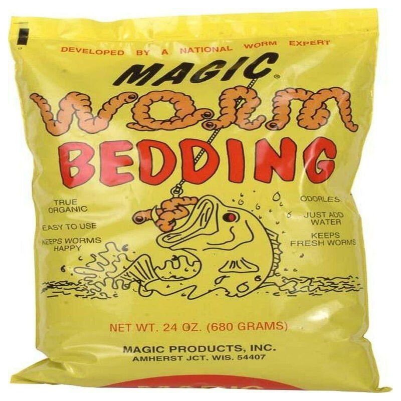 Magic Worm Bedding, 1.5 lbs. image number 1