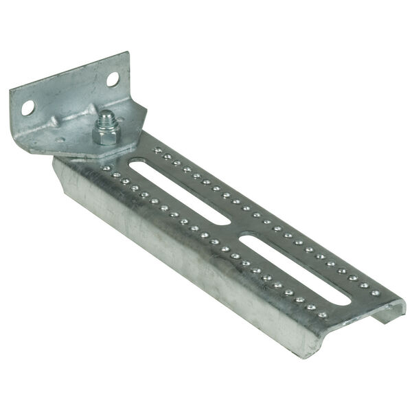 "Galvanized Swivel 10""L Bolster Bracket"