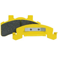 "Dexter Replacement Ceramic Disc Brake Pads for 10"" and 12"" G5 Disc Brakes"