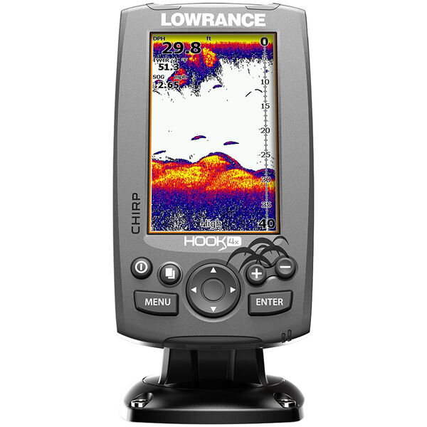 Lowrance HOOK-4x CHIRP Fishfinder