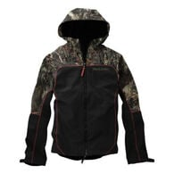Black Antler Men's Renegade Softshell Jacket, Black
