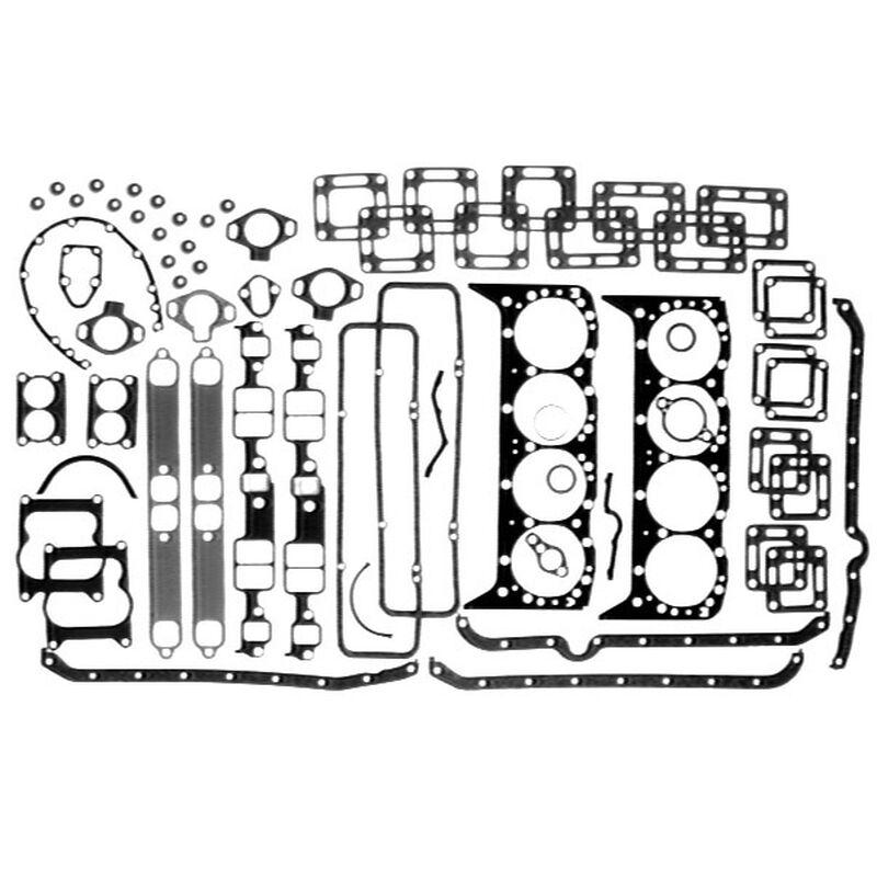 Sierra Overhaul Gasket Set For Mercruiser Engine, Sierra Part #18-4386 image number 1