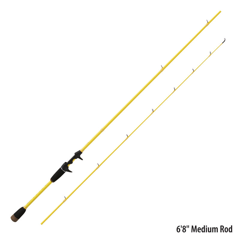 Wright & McGill Skeet Reese Tournament Casting Rod image number 1