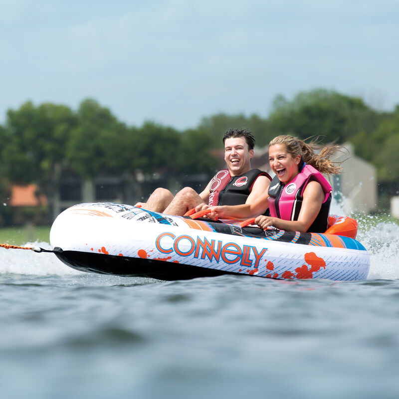 Connelly 2020 Dually Deluxe 2-Person Towable Tube image number 4