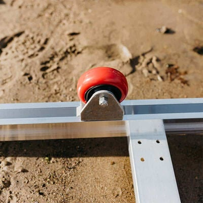 Roll-n-Go Roller Set for Model 1000 or Pontoon Shore Ramp