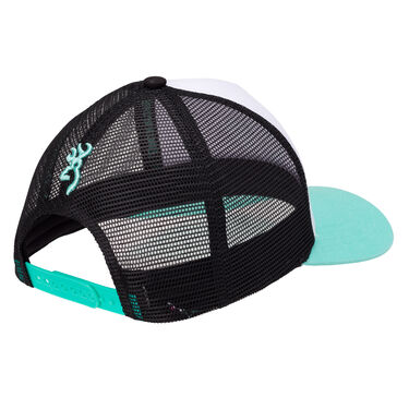 Browning Women's Stance Cap, Teal