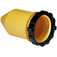 Marinco Female Connector With EasyLock Cover