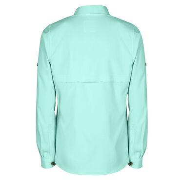 Nepallo Girls' Trophy Quick-Dry Long-Sleeve Shirt