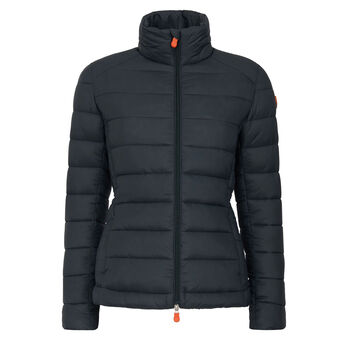 Save The Duck Women's Giga Mid Quilted Winter Coat