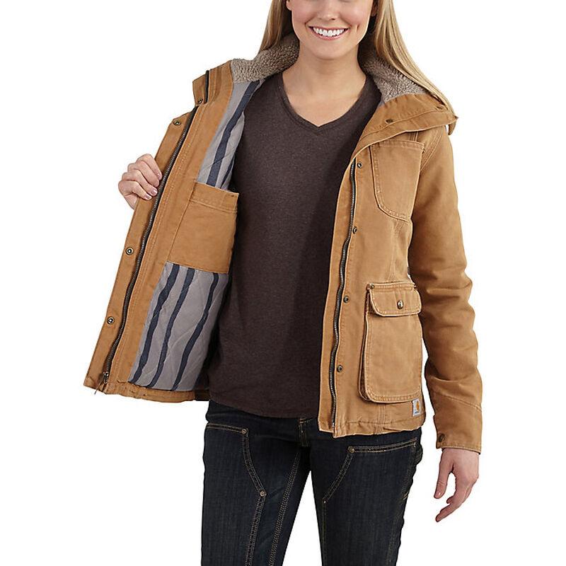 Carhartt Women's Wesley Coat image number 4