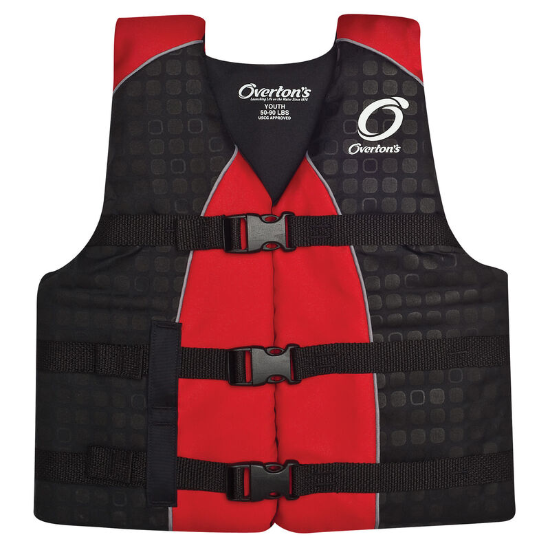 Overton's Youth Nylon Vest image number 2