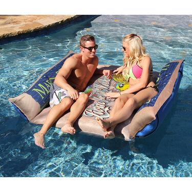 Margaritaville Double Pool Float