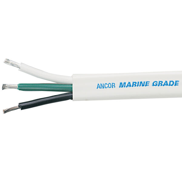 Ancor 12/3 Triplex Cable 3 x 3mm, 250'