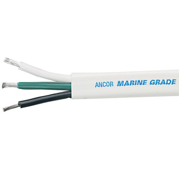 Ancor 14/3 Triplex Cable 3 x 2mm, 250'