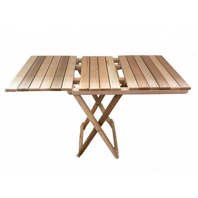 Cedar Wood PartySide Table