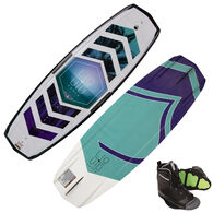 Liquid Force Jett Wakeboard With Transit Bindings
