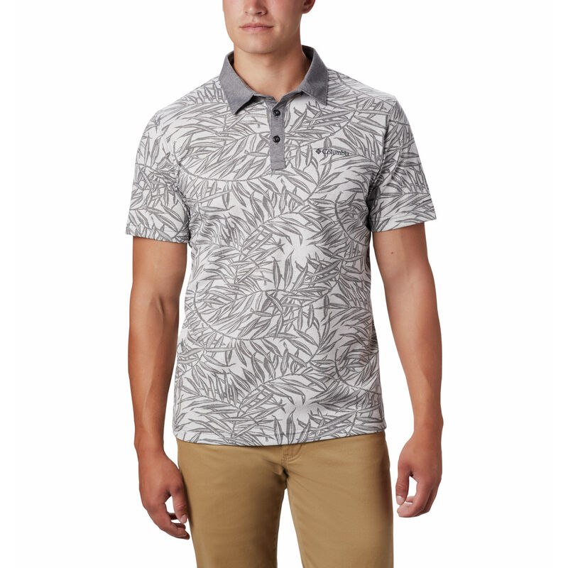 Columbia Men's Thistletown Park Short-Sleeve Polo image number 5