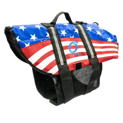 Overton's Patriotic Pet Vest - S