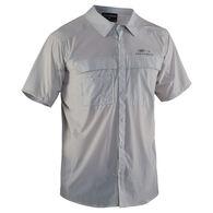 Grundens Men's Hooksetter Short-Sleeve Shirt