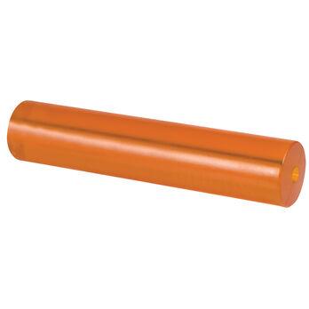 "Stoltz Polyurethane Straight Roller, 12"" long"