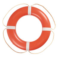 """Aer-O-Buoy Life Rings Orange 30"""" SOLAS Approved *Suitable for Quick Release from the Bridge"""