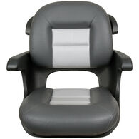 Tempress Elite Low-Back Helm Seat