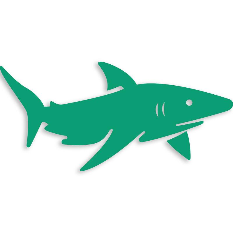 Shark Vinyl Decal image number 9