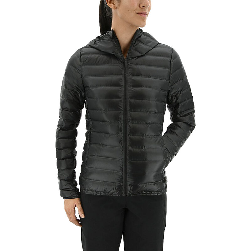 Adidas Women's Terrex Lite Down Hooded Jacket image number 1