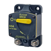 Blue Sea 187-Series Thermal Circuit Breaker, Surface-Mount, 60A