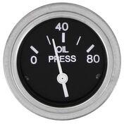 """Sierra 2"""" Oil Pressure Gauge, Sierra Part #80180P"""