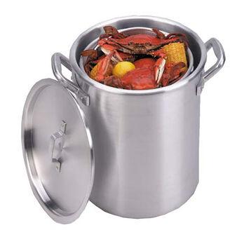 King Kooker Aluminum Pot, 32 Qt.