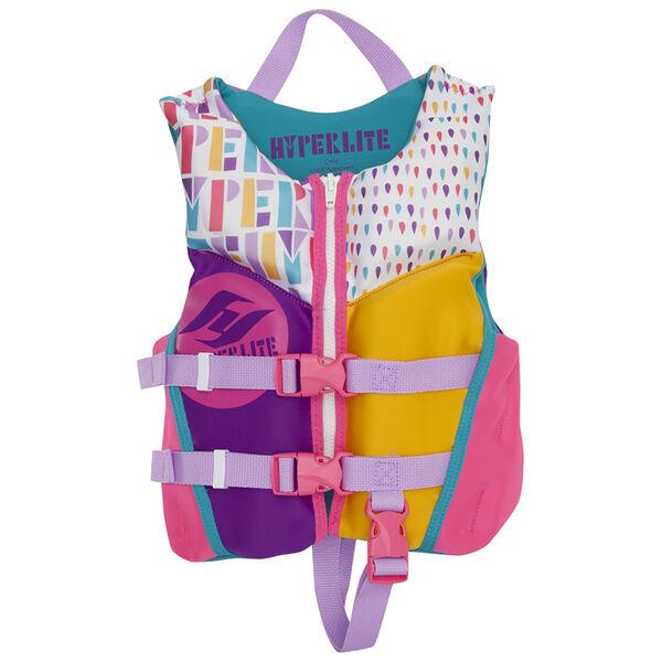 Hyperlite Girl's Child Indy Neoprene Life Jacket