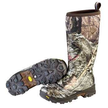 """Muck Men's Woody Arctic Ice Series Extreme Conditions 17"""" Rubber Winter Boot"""