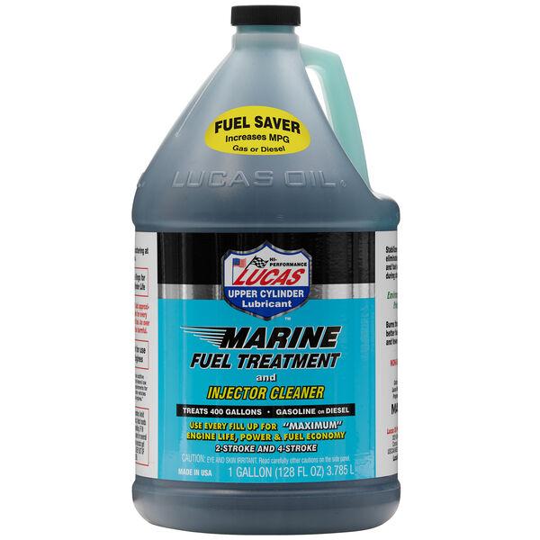 Lucas Oil Marine Fuel Treatment, Gallon