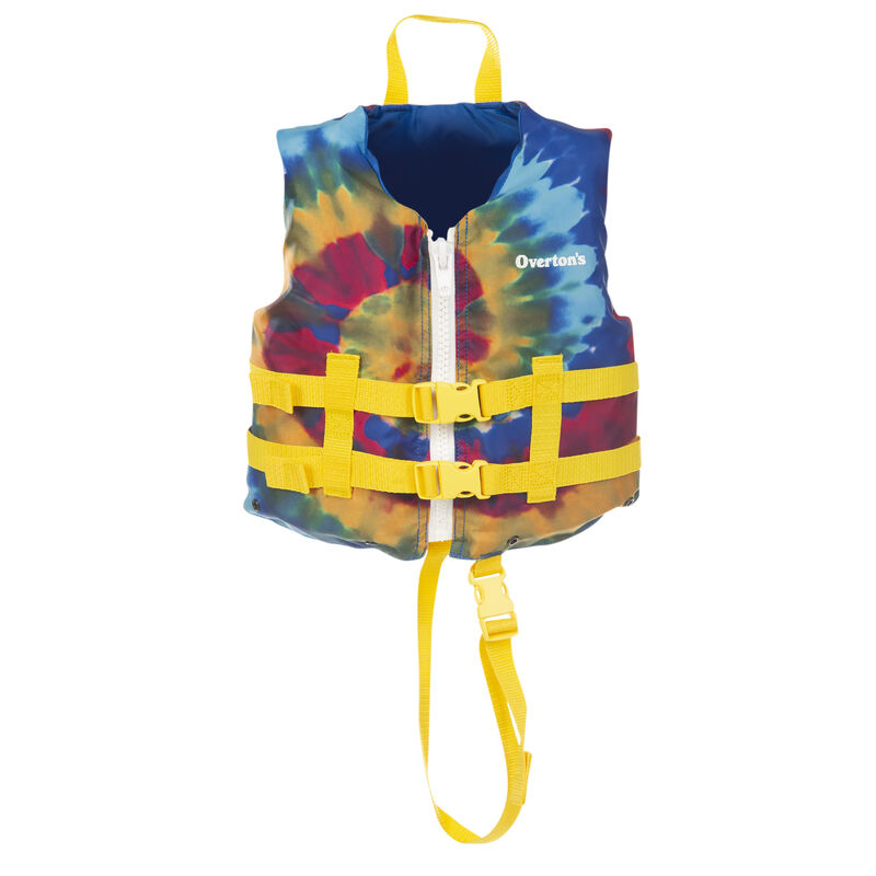Overton's Tie-Dye Youth Vest image number 1