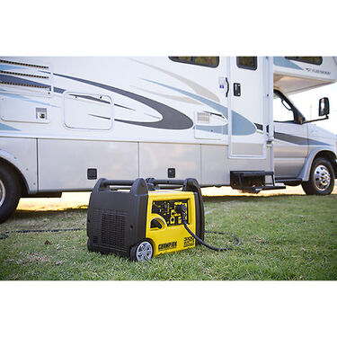 Champion 75531i 3100-Watt RV Ready Portable Inverter Generator