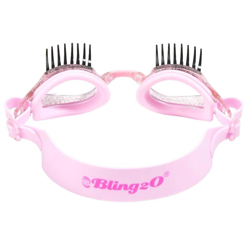 Bling2O Splash Lash Eyelash Swim Goggles image number 2