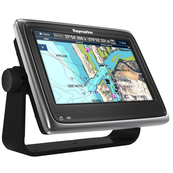 "Raymarine a95 9"" MFD With US C-MAP Charts"