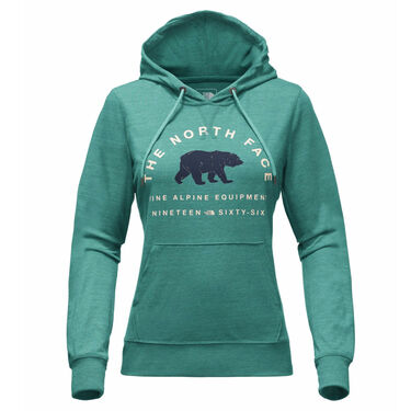 The North Face Women's Lightweight Tri-Blend Pullover Hoodie