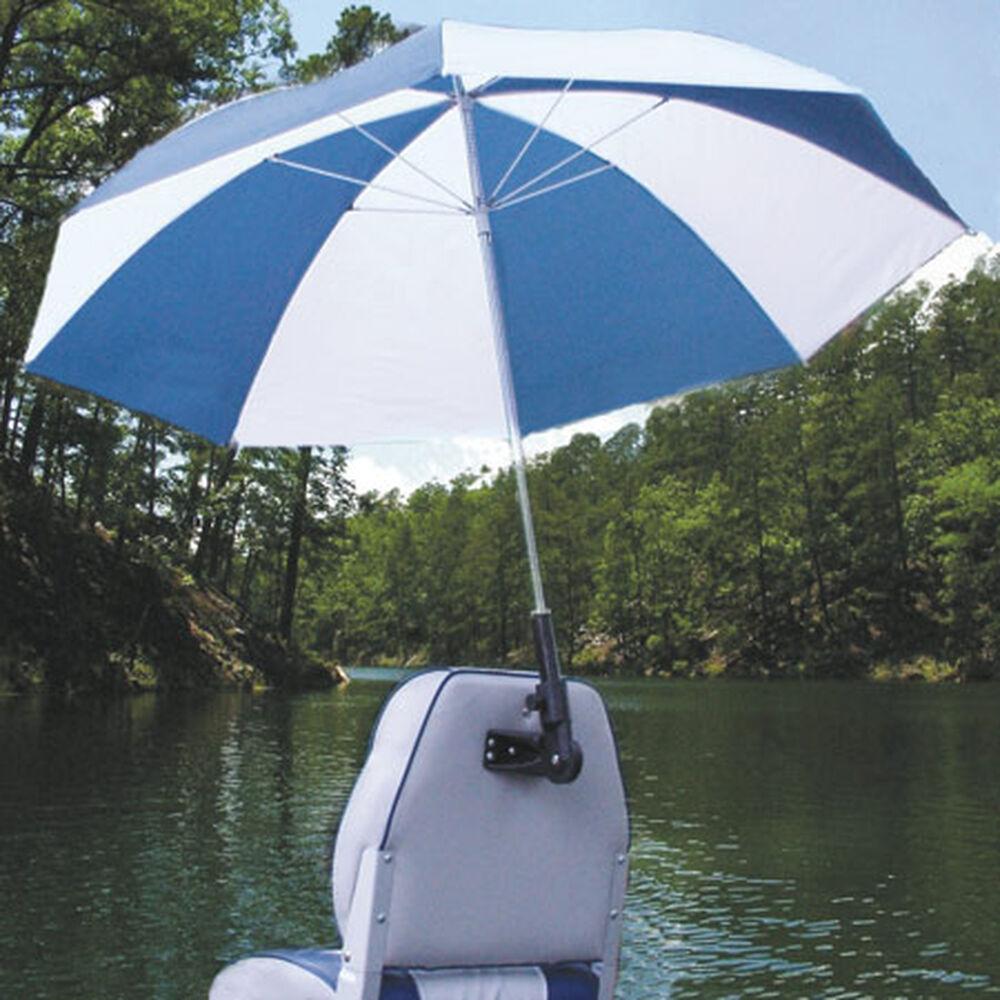 Hydra Shade 6' Round Boating Umbrella 4 Piece Kit HS-200 ...   Bass Boat Umbrella