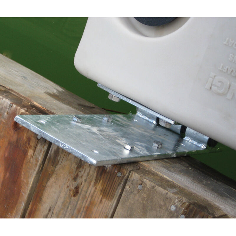 Connect-A-Port Personal Watercraft Docking Kit For Fixed Docks image number 3