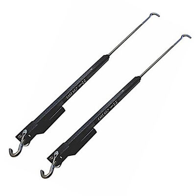"""Torklift S9529 FastGun Turnbuckles, Long Range 25"""" - 43"""", Black"""