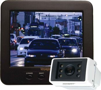"Voyager 5.6"" LCD Color Backup System"