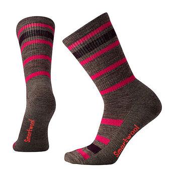 Smartwool Women's Striped Hike Light Crew Sock<br />