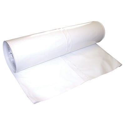 Dr. Shrink 7mil Shrink Wrap, White, 12' x 149'