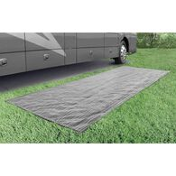 Prest-O-Fit Aero-Weave Breathable Outdoor Mat, 7.5' x 20', Gunmetal Gray