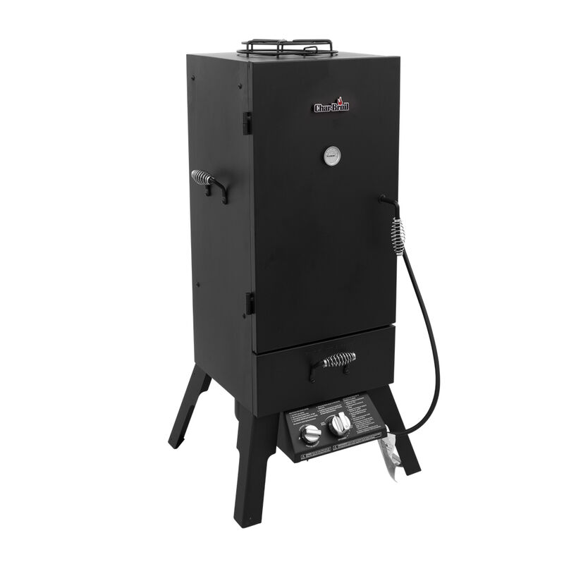Char-Broil Vertical Gas Smoker image number 3